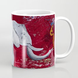 (Elephant) Titus Coffee Mug
