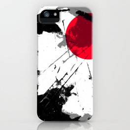 'UNTITLED #10' iPhone Case