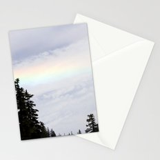 Mountaintop Rainbow Stationery Cards