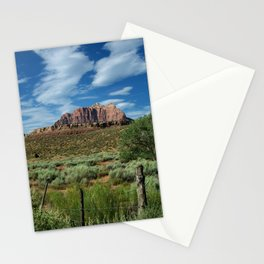 Grafton Fence Stationery Cards
