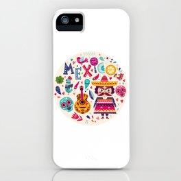 Mexico iPhone Case