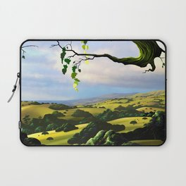Into The Valley Laptop Sleeve