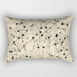 Stars sky map Rectangular Pillow