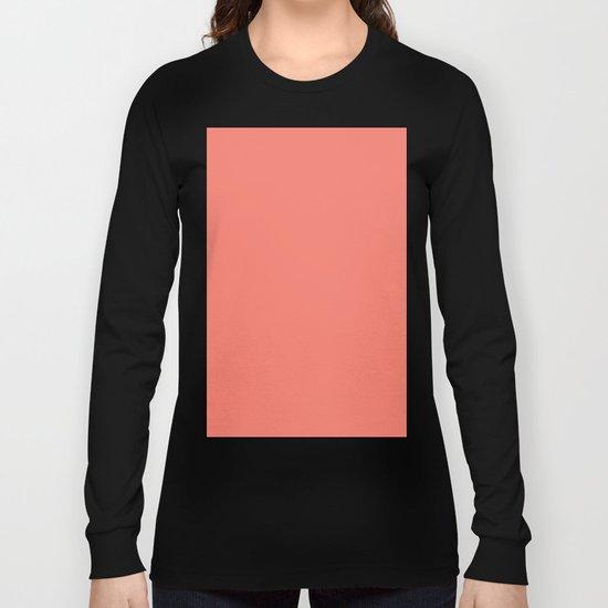 (Salmon) Long Sleeve T-shirt