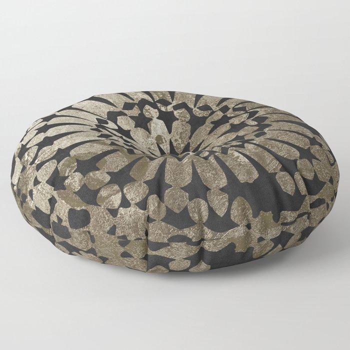 Moroccan Gold II Floor Pillow