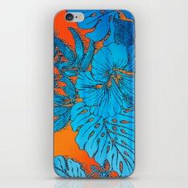 Tropical Soul Setting iPhone Skin