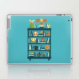 Mario Shelf Laptop & iPad Skin