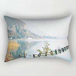 Annecy French Alps Rectangular Pillow