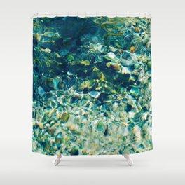 Ichetucknee Springs Shower Curtain