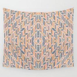 Herring Cream Wall Tapestry