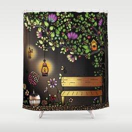 Your Night Niche Shower Curtain