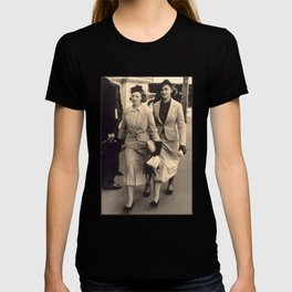 Caught off guard by a street photographer - the war years T-shirt
