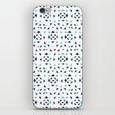 Mobula Rays Pattern iPhone & iPod Skin