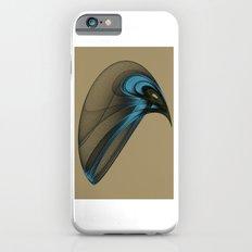Fractal Bird with Sharp Beak iPhone 6s Slim Case