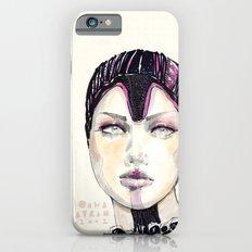 Fashion illustration  Slim Case iPhone 6s