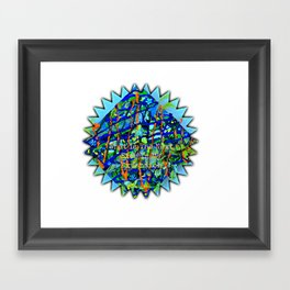 What Is The Next Step In My Expansion Framed Art Print