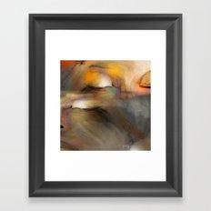 senses . . . Framed Art Print