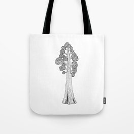 Giant Sequoia Tote Bag