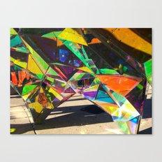 cubed Canvas Print
