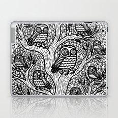 The Hypnowl Council Laptop & iPad Skin