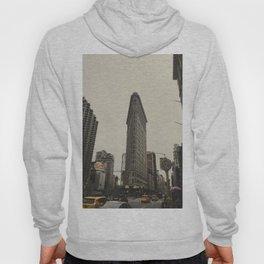 Flatiron building, New York architecture, NY building, I love NYC Hoody
