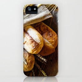 Loaves of Bread iPhone Case