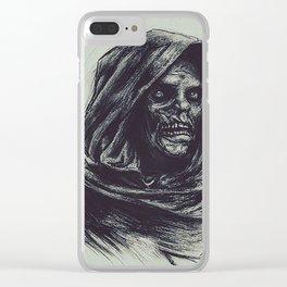 Mumm-Ra Clear iPhone Case