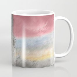 We Are Not in Kansas Anymore Landscape by Jeanpaul Ferro and James Stewart Coffee Mug