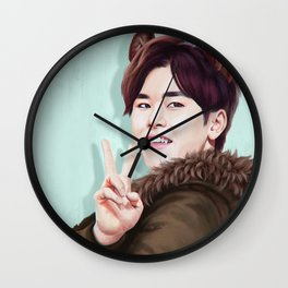Hobear Wall Clock
