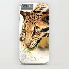 Clouded Panther iPhone 6s Slim Case