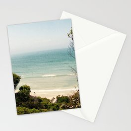 Vintage Beach Stationery Cards