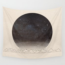 Spacescape Variant Wall Tapestry