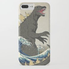 The Great Godzilla off Kanagawa Slim Case iPhone 7 Plus