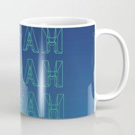 SUPAH DUPAH MEGAH RISE Coffee Mug