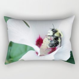 Hungry Bee Rectangular Pillow