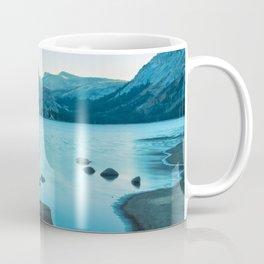 Tenaya Lake at Sunrise Coffee Mug