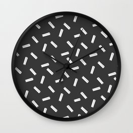 PALO NEGRO Wall Clock