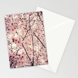 Blizzard of Blossoms Stationery Cards