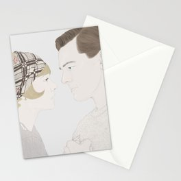 The Great Gatsby Stationery Cards