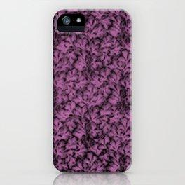 Vintage Floral Lace Leaf Bodacious iPhone Case