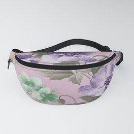 poppies Fanny Pack