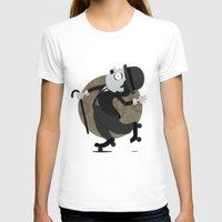 chaplin T-shirts featuring Chaplin by GARABATOS
