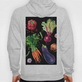 Art vegetables Hoody