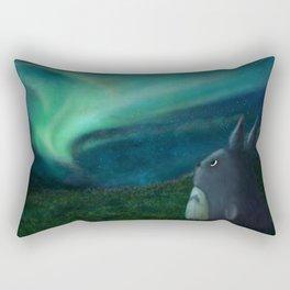 look up to the sky/Agat/ Rectangular Pillow