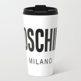 Moschino Milano Travel Mug