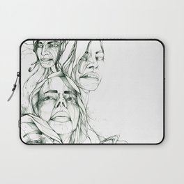 Les Demoiselles Laptop Sleeve