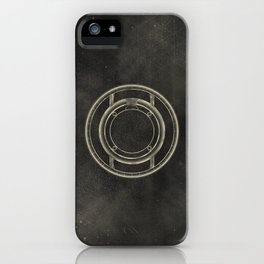 Tron: Identity Disc iPhone Case