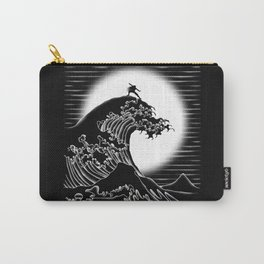 Waterbending (Black) Carry-All Pouch