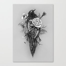 Premonition Canvas Print