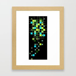 Fabric No. 2 Framed Art Print